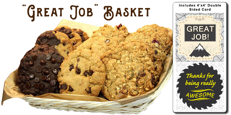 "Toronto Corporate Gifts to say ""Thank You"" with Better Cookies"