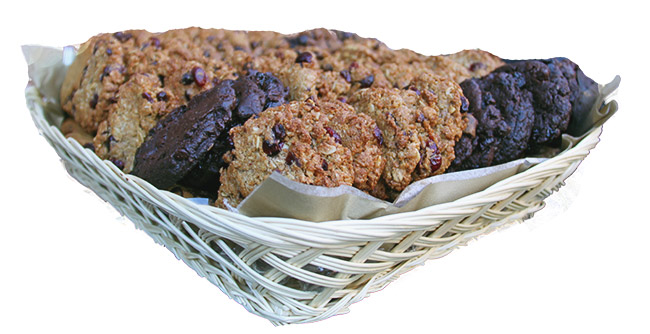 Cookie Gift Basket - Chocolate Chip