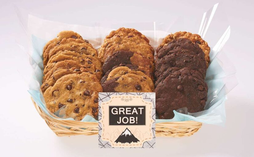 "Corporate Gifts in Canada to say ""Thank You"" with Better Cookies"