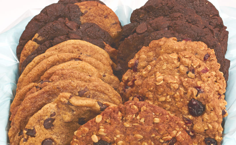 What are the best cookies for delivery in Canada?