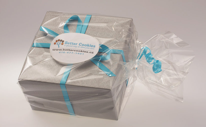 Cookie Gift Box Delivery Canada