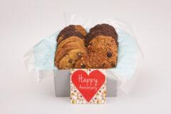 Happy Anniversary Cookie Gift box