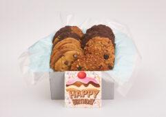 Happy Birthday Cookie Gift Box