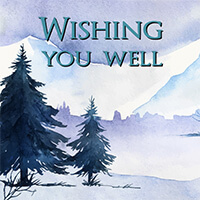 Wishing you well gift