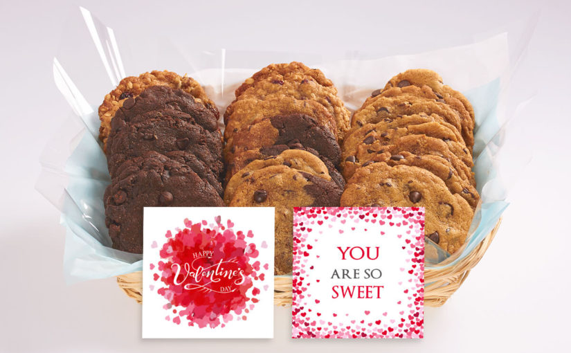 Love is in the air at Better Cookies.ca