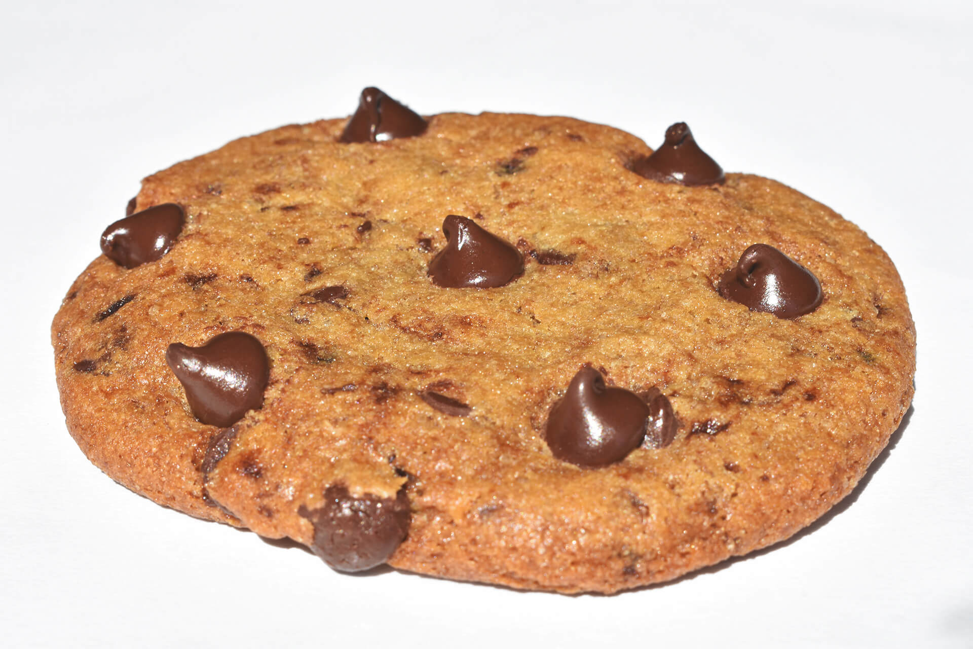 Mocha Chocolate Chip Cookie