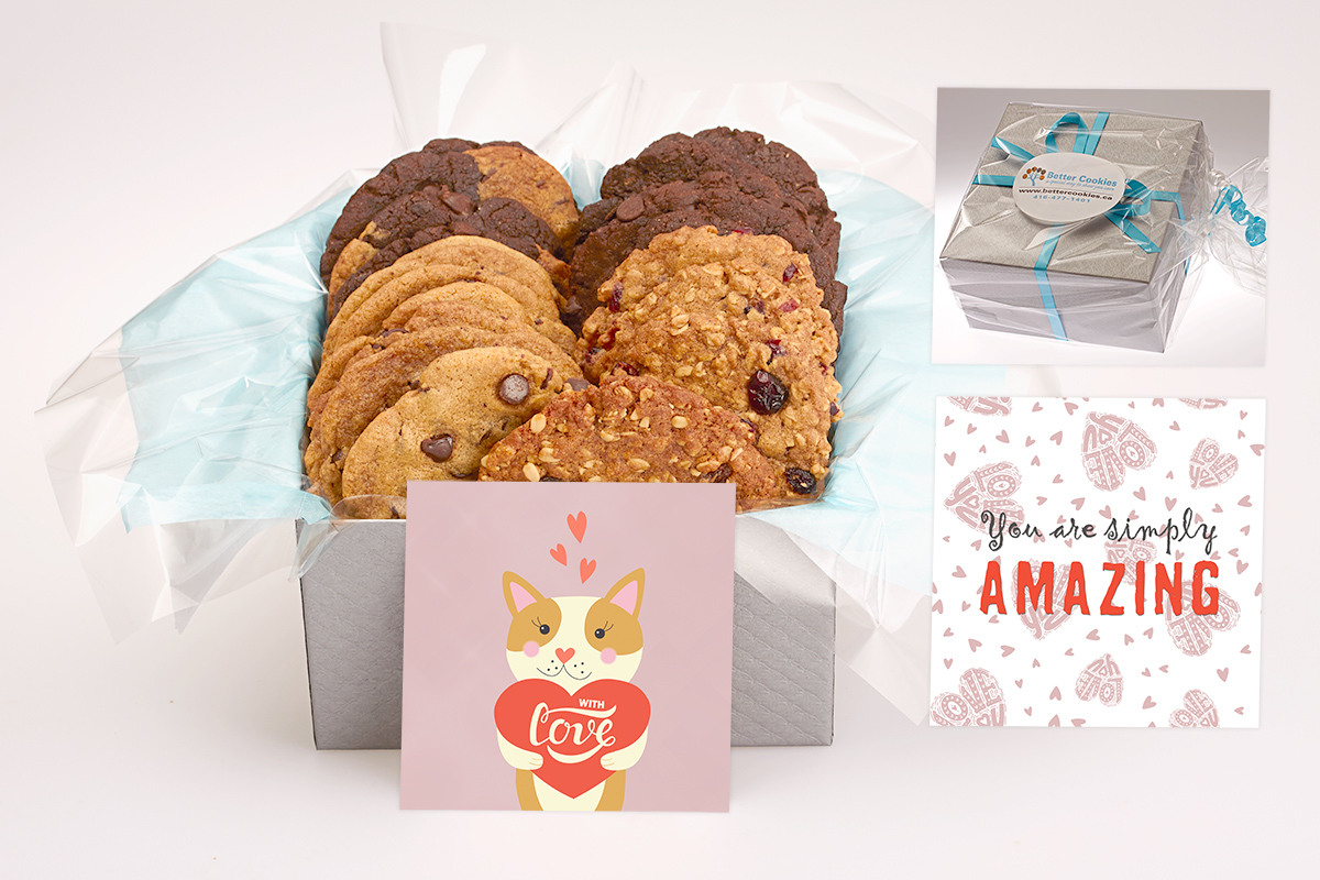 Cookie Gift boxes in Canada