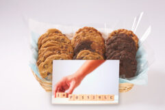 Send a Video Gram with Cookies Online...