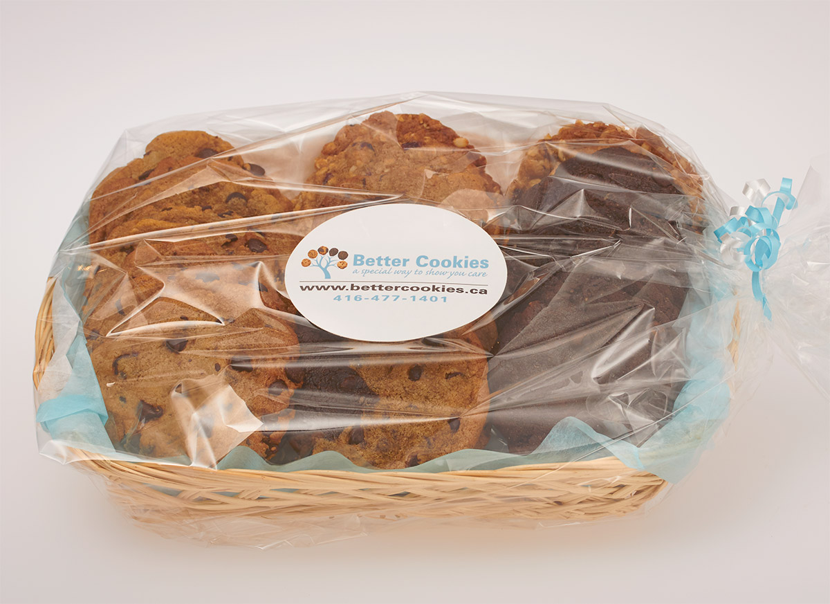 Send Gourmet Cookies for Canada Gift Delivery