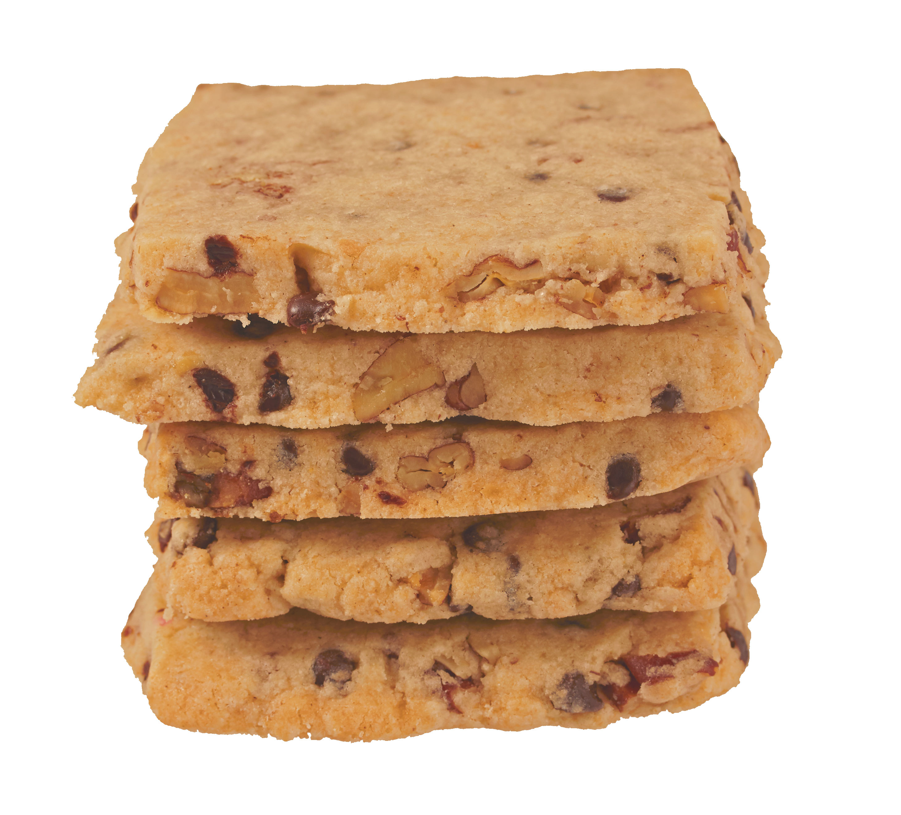 Cookie image for Gluten-Free Pecan Shortbread