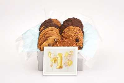 1st Anniversary Cookie Gift Box