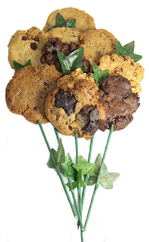iCare Cookie Bouquet Gift