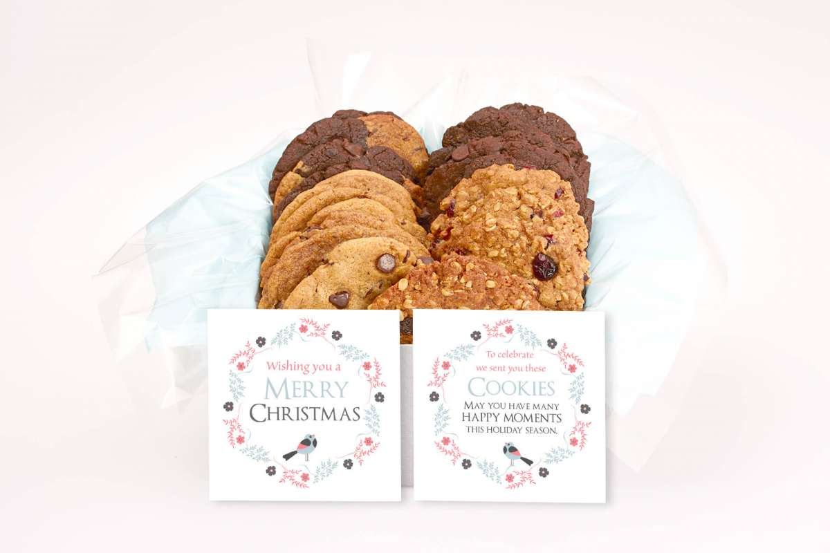 Happy Moments Christmas Gift Box