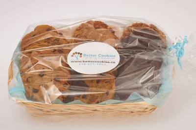 iCare Cookie Gift Basket