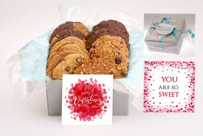 A Sweet Valentine's Day Gift Box