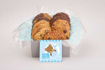 Baby Shower Cookie Gift Box