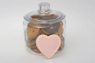 You are Amazing Cookies in a Jar
