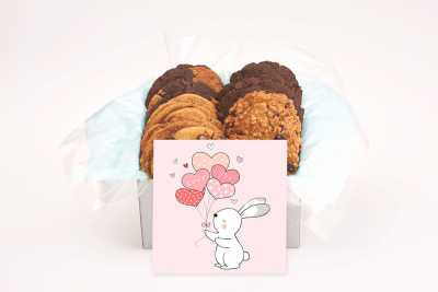 Bunny Love Cookie Gift Box