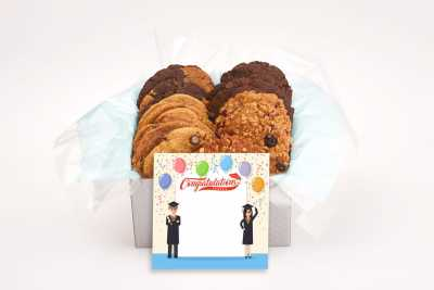 Celebrate Graduation Cookie Gift Box