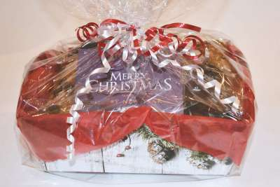 Select Christmas Basket