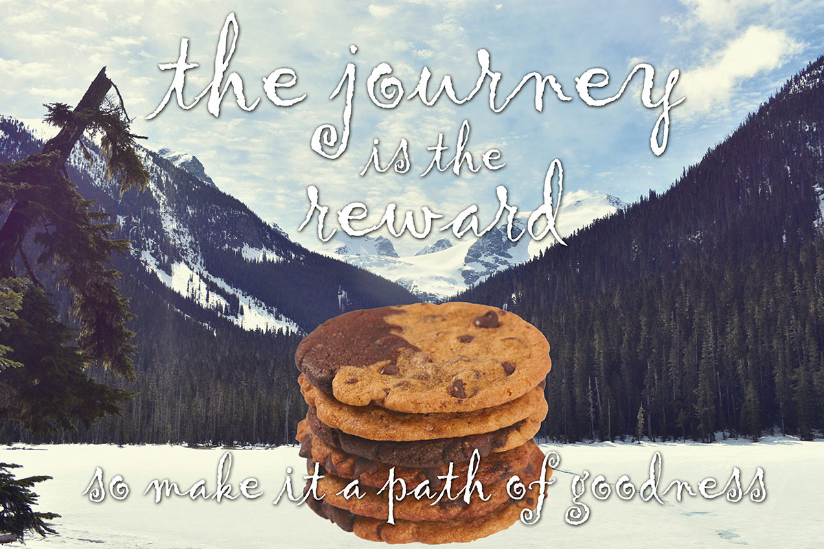 Vegan Cookie Gift Delivery - Make it a path of Goodness with Cookies