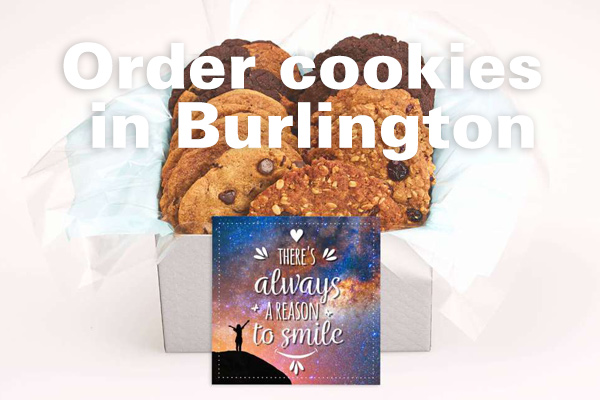 Order Cookies for Delivery in Burlington