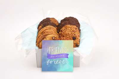 Friends are Forever Cookie Gift Box