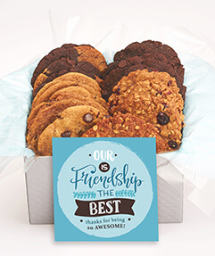 Our Friendship is the Best Cookie Gift Box