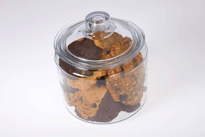 Gourmet Cookies in a Jar