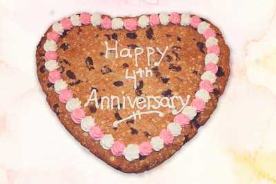 Happy Anniversary Cookie Gram