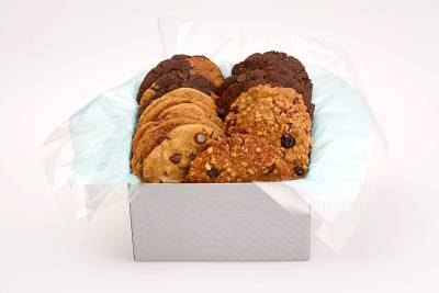 iCare Gourmet Cookie Gift Box