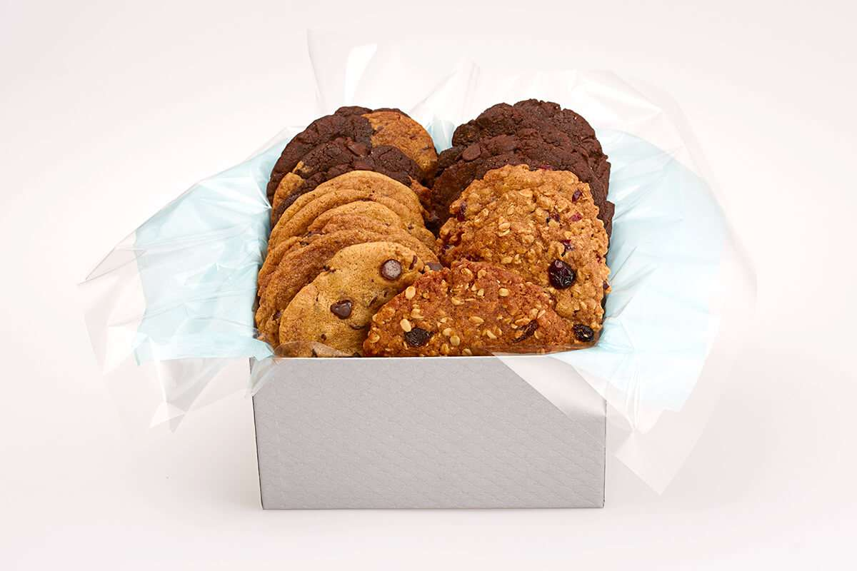 Enlarge iCare Gourmet Cookie Gift Box