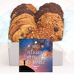 Reason To Smile Cookie Gift Box