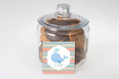 It's a Boy Cookie Jar