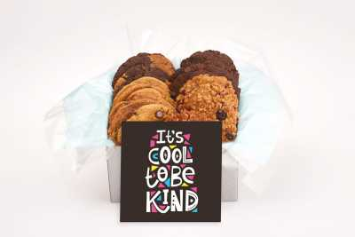 It's Cool to be Kind Cookie Gift Box
