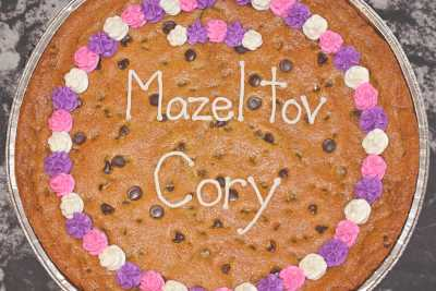 Mazel Tov Cookie Gram