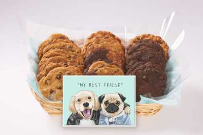 My Best Friend Cookie Basket