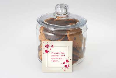 My Heart Belongs to You Cookie Jar
