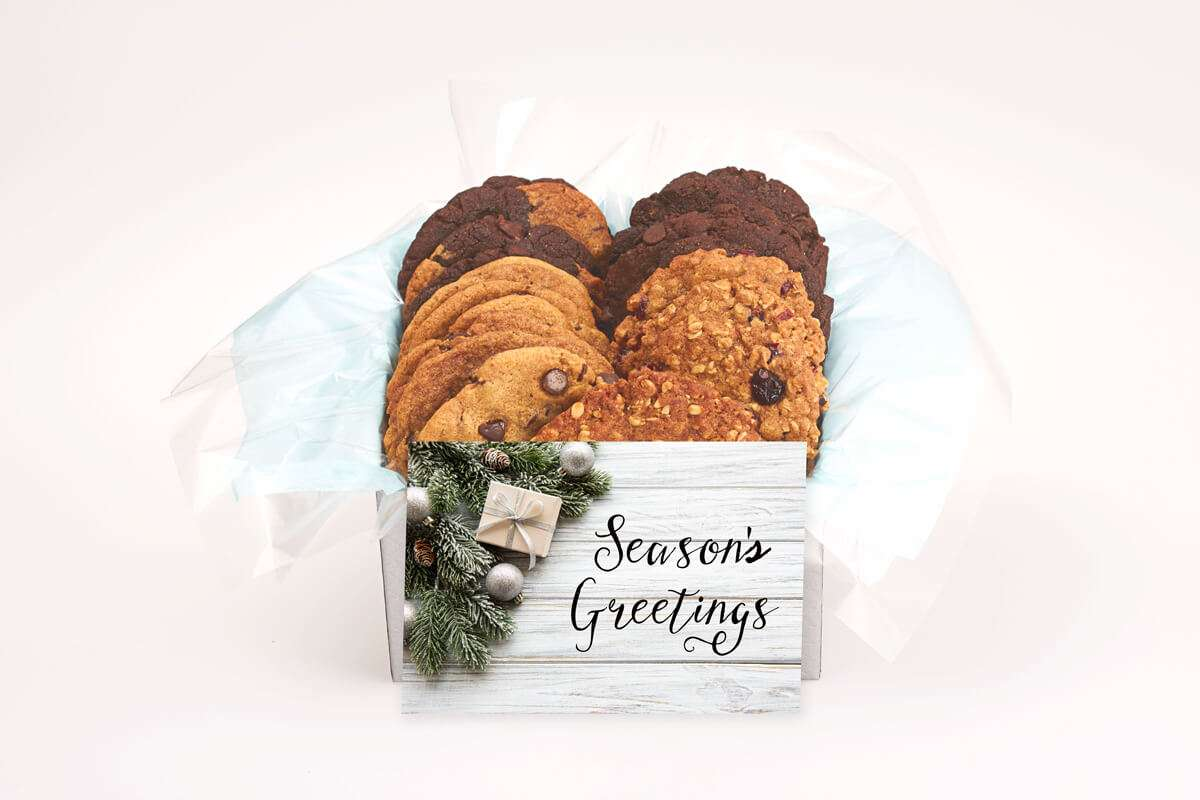 Season's Greetings Gift Box