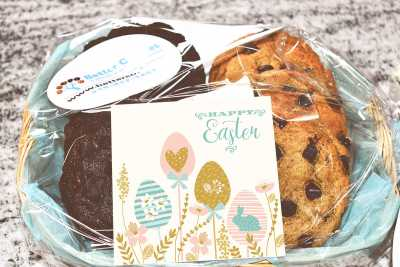 Small Easter Gift Basket