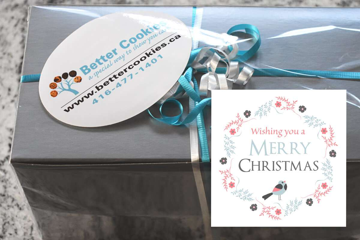 Small Happy Moments Christmas Gift Box