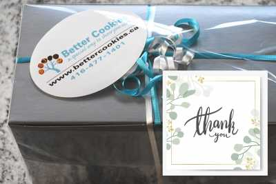 Small I'm Grateful Gift Box
