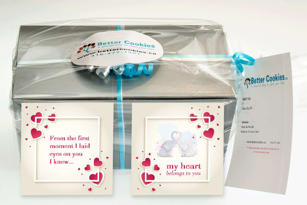 Small My Heart Belongs to You Gift Box