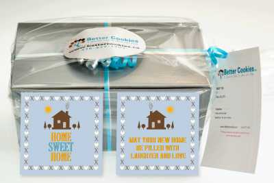 Small New Home Gift Box