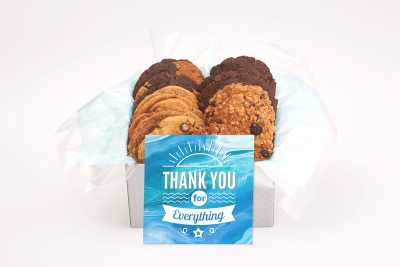 Thank You For Everything Cookie Gift Box