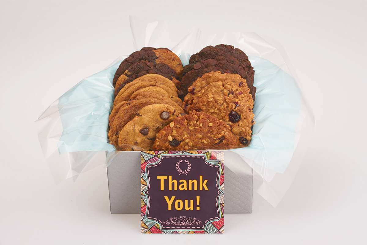 Thank you Corporate Gifts of Cookies