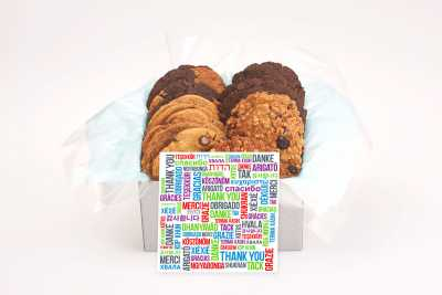 Universal Thank You Cookie Gift Box