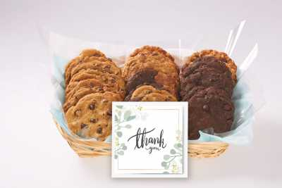I'm Grateful Cookie Basket