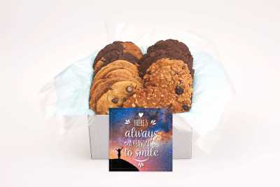 There's Always A Reason To Smile Gift Box