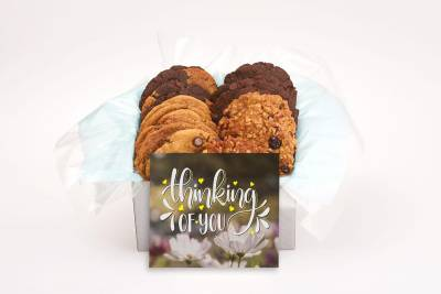 Thinking of You Friendship Cookie Gift Box